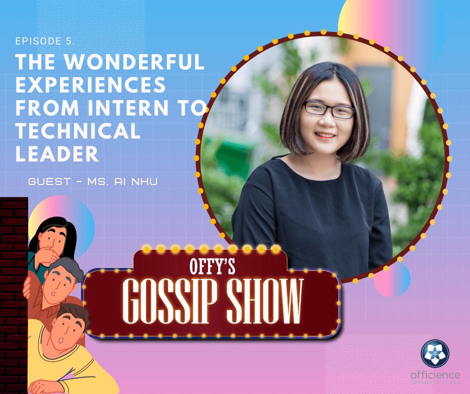 Offy's Gossip Show - Ái Như